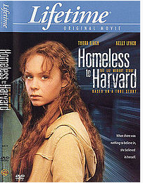 liz murray harvard essay Generally, made for television movies are on a level below theatrical endeavors however, `homeless to harvard' is a surprising and welcome exception without question it is one of the best made for television movies ever produced this true story of liz murray continually strikes your primal .
