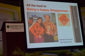 Being a Happy Singaporean