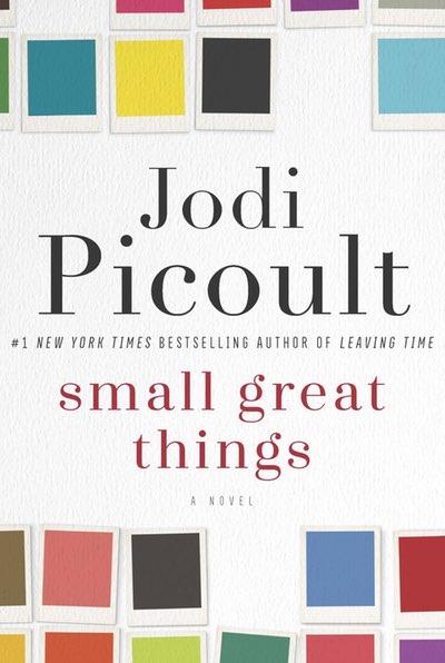 Jodi Picoult - Small great things